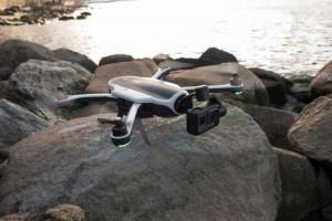 Квадрокоптер GoPro Karma Drone
