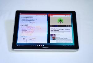 Ноутбук 2 в 1 Samsung Galaxy Book