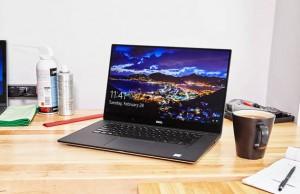 Ноутбук Dell XPS 15 (2017)
