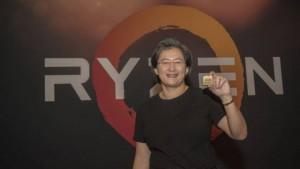 Презентация AMD Ryden 7