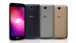 Смартфоны LG X Power 2 (Цвета)