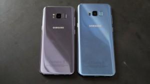 Samsung Galaxy S8 против Galaxy S8 Plus