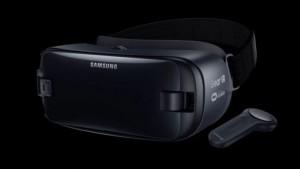 Виртуальные очки Samsung Gear VR (2017)