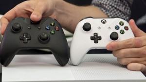 Контроллеры Xbox One S и Xbox One