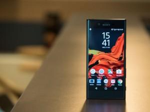 Лучший смартфон - Sony Xperia XZ
