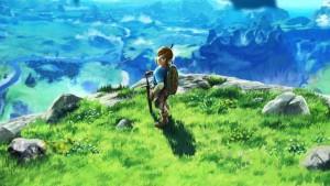 Обзор Legend of Zelda - Breath of the Wild