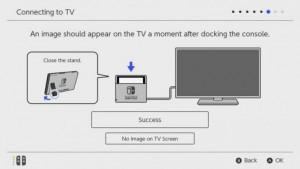 Подключение Nintendo Switch к телевизору