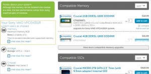 Сколько памяти добавить в ноутбук