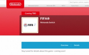 FIFA 18 для Nintendo Switch