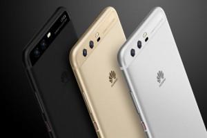 Huawei P10 - Золотой, черный, белый