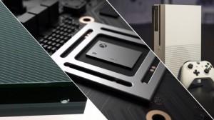 Project Scorpio VS Xbox One S VS Xbox One