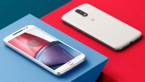Бюджетный смартфон Motorola Moto G4 Plus