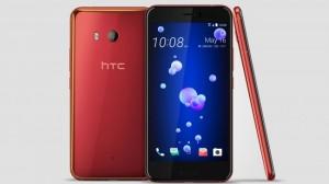 Красный HTC U11 (Solar Red)