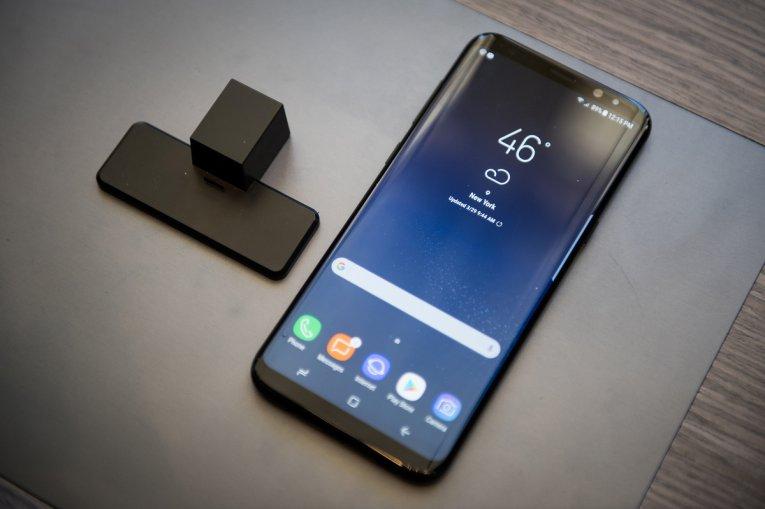 Лучшие аксессуары для Samsung Galaxy S8