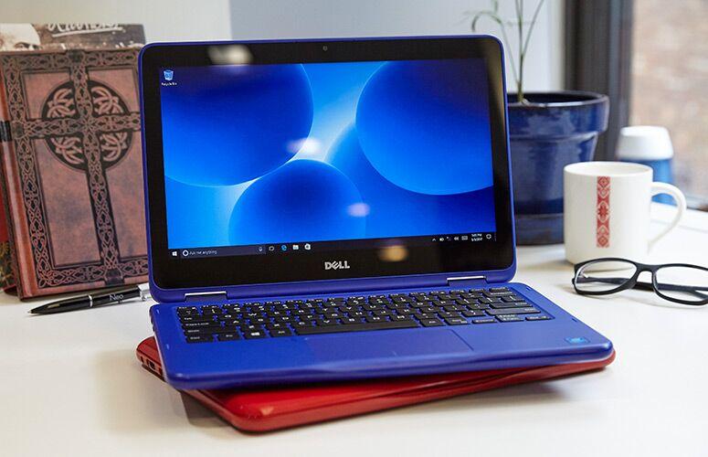 Обзор Dell Inspiron 11 3000 (2 в 1)