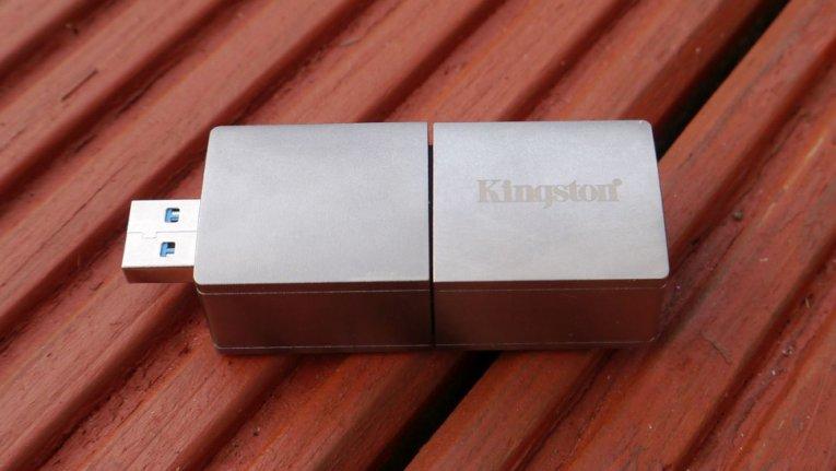 Обзор Kingston DataTraveler Ultimate GT 2TB