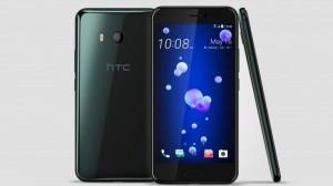 Черный HTC U11 (Brilliant Black)