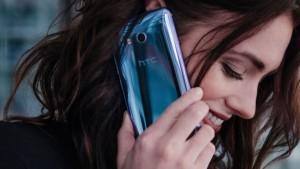 HTC U11 vs iPhone 7