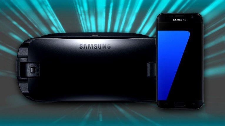 Samsung Galaxy Note 7 и Gear VR