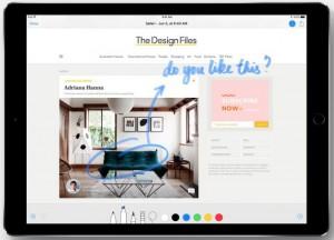 Обновление iOS 11 - Заметки в PDF