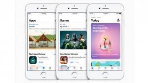 Обновление iOS 11 - Новый магазин приложений