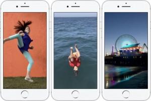 Обновление iOS 11 - Приложение камеры