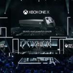 Презентация Xbox One X