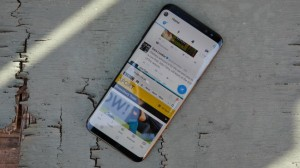 Раздельный экран Galaxy S8