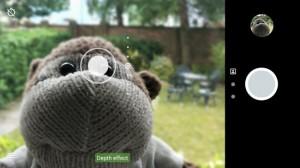 OnePlus 5 - Фотография в режиме боке