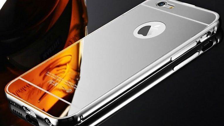 iPhone 8 с зеркальным покрытием