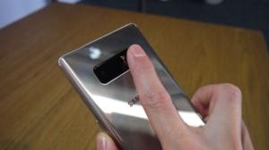 Смартфон Samsung Galaxy Note 8