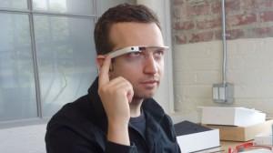 Дополненная реальность - Google Glass