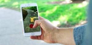 Дополненная реальность - Pokemon Go