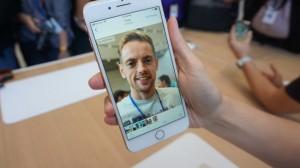 Пример фотографии iPhone 8 Plus
