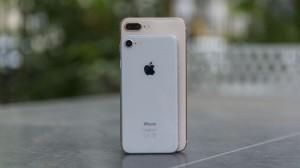 Apple iPhone 8 против iPhone 8 Plus