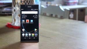 Бюджетный смартфон Sony Xperia L1