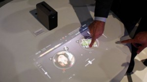 Проектор Sony Xperia Touch