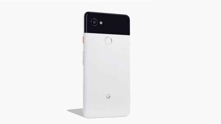 Сравнение Google Pixel 2 XL