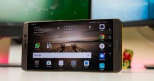 Китайский смартфон - HUAWEI MATE 9