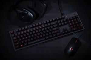 Игровая клавиатура Logitech G413Игровая клавиатура Logitech G413
