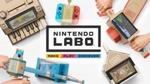 Конструктор Nintendo Labo