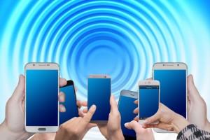 Мировые продажи смартфонов