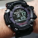 Обзор Casio G-Shock Rangeman