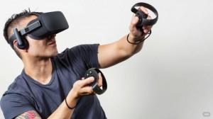 Очки виртуальной реальности Oculus Rift