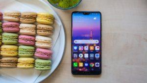 Лучший смартфон - Huawei P20 Pro