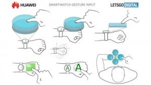 Патент для Huawei Watch 3