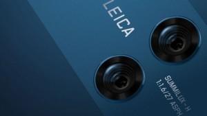 Huawei - Камеры Leica