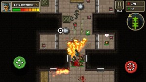 Игры на iPhone - Kick Ass Commandos