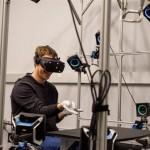 Oculus и тактильная связь VR