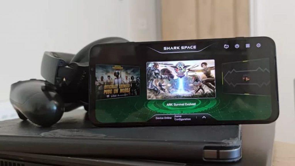 Игровой смартфон - Black Shark 3
